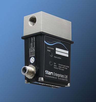 Ultrasonic Flow Meter for Process and Control