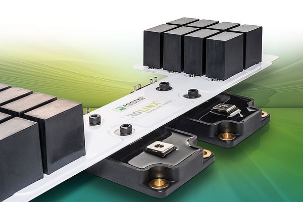 Rolinx is a line of busbar from Rogers Corporation