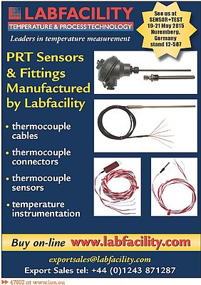 PRT Sensors & Fittings