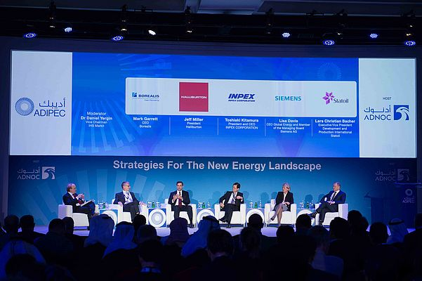 Global Business Leader Panels Increased for ADIPEC 2017