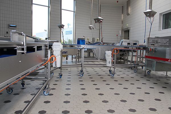 Stainless Steel Drives Take Over at Fish Processing Plat