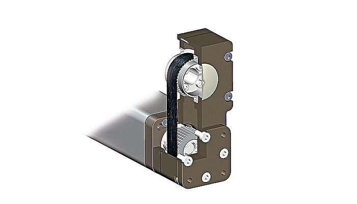 Actuator design with a pre-assembled parallel solution