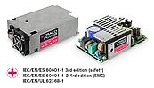 450 Watt Medical Power Supplies
