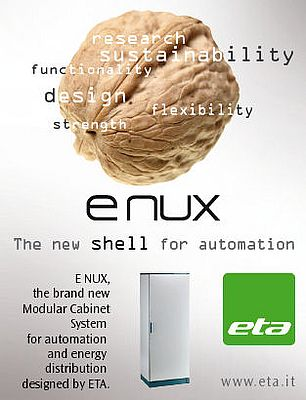 E NUX, modular cabinet system