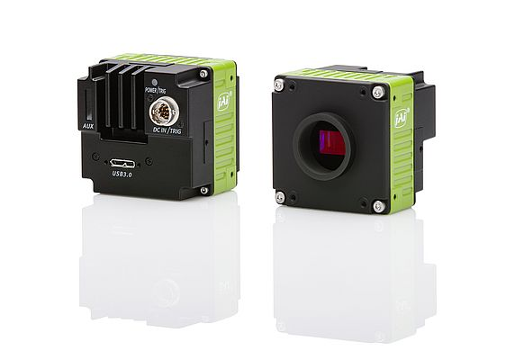 High-Speed 5-Megapixel Industrial Camera