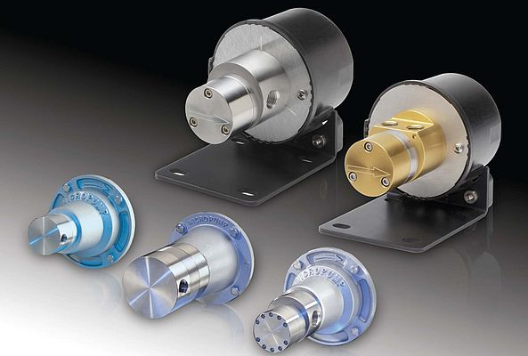 Magnetic Drive Gear and Centrifugal Pumps