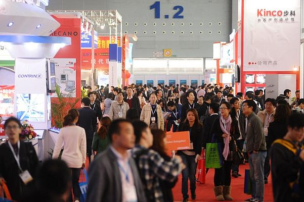 SPS Industrial Automation Fair Guangzhou 2015 Assigns New Hall for Connectivity Systems