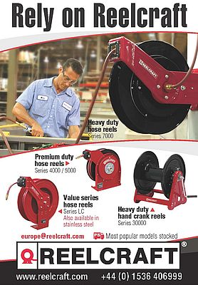Heavy Duty, Premium Duty and Value Hose Reels