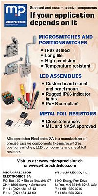 Standard and custom passive components