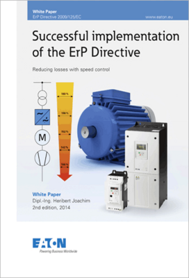 How can you benefit from the ErP directive?