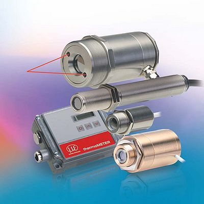 IR Temperature Sensors for Non-Contact Measurement from -50° to +2200° C