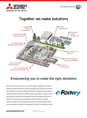 Empowering Manufacturers to Make the Right Decisions