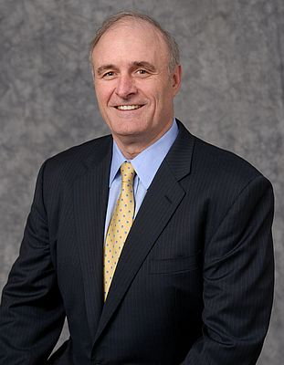 Keith D. Nosbusch, chairman and chief executive officer