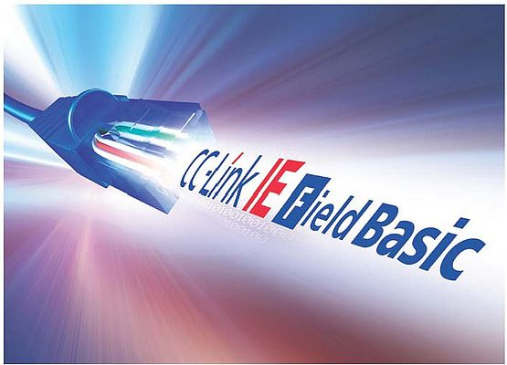 CC-Link IE Field Basic network launched