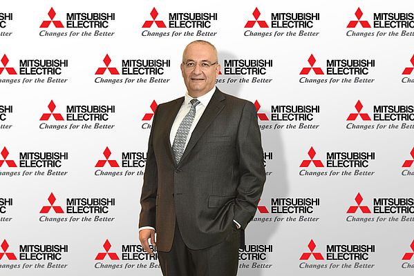 Mitsubishi Electric Turkey With New President