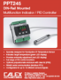 Multifunction indicator / PID controller PPT245
