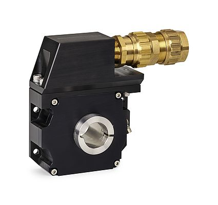 Low Profile Explosion Proof Encoder