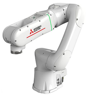 Humans collaborating with robots in manufacturing processes should be provided with maximum safety combined with ease of use, while meeting new requirements for adequate distancing of workers in manufacturing sites.