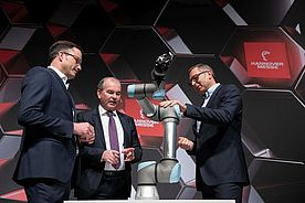 The Industrial Change at Hannover Messe 2019
