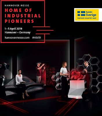 Hannover Messe - Home of Industrial Pioneers