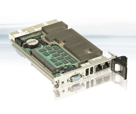 The CPU board proposed by Kontron is designed for applications in many industries
