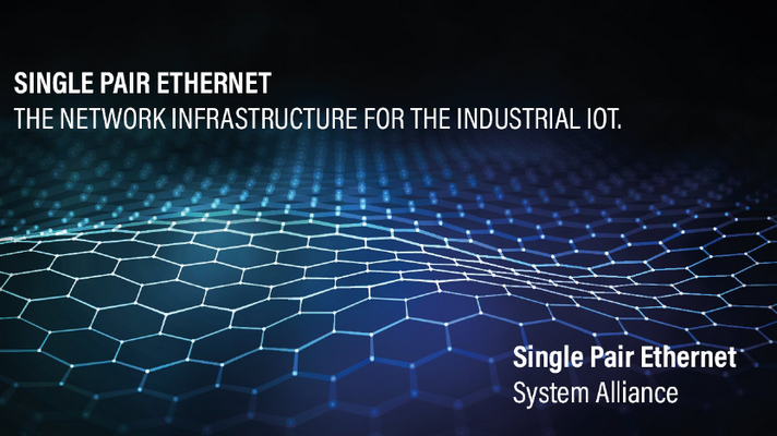 Technology Companies Join Forces on Single Pair Ethernet with New SPE System Alliance