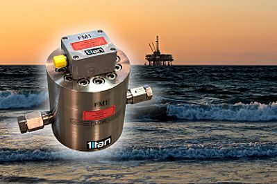 High Pressure Flowmeter for Offshore Applications