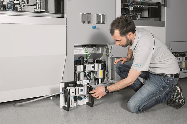 How To Increase Energy Efficiency In Pneumatic Systems