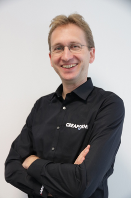 Stefan Hoheisel New Sales Manager at Creaform