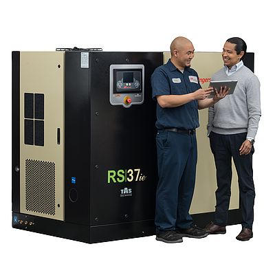 Boosting Energy Efficiency: Air Compressor Technology