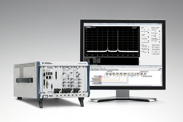 RF Vector Signal Analyzer