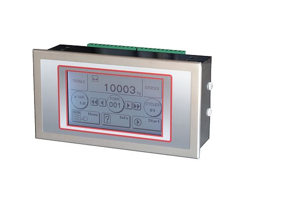 Touch Screen Flow Regulator