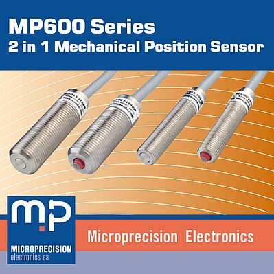 High Precision Mechanical Position Sensor