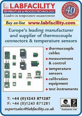 Temperature and process technology