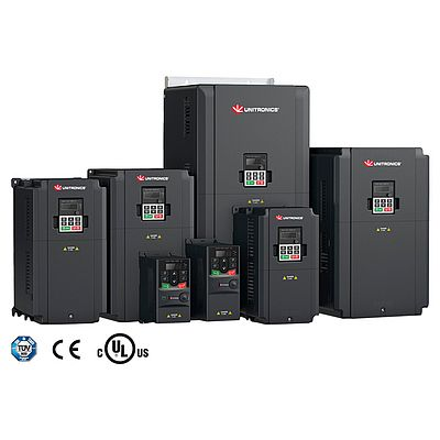 Unitronics Launches its New VFD Line