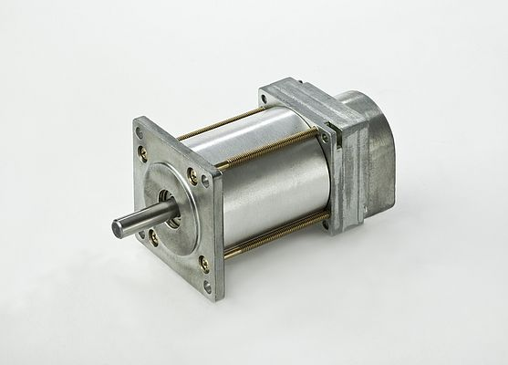 Brushless DC Servo Motors
