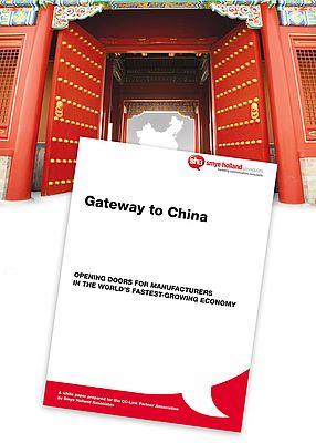 CC-Link: White Paper Exploring Strategies for Chinese Market