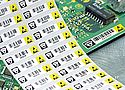 High Temperature & PCB Labels