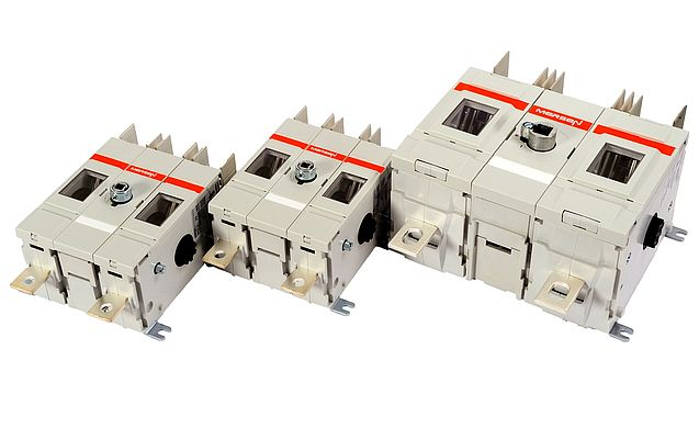Flexible & Compact Low Voltage Switches