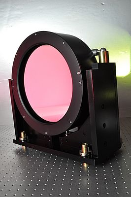 Off-axis Parabolic Mirror