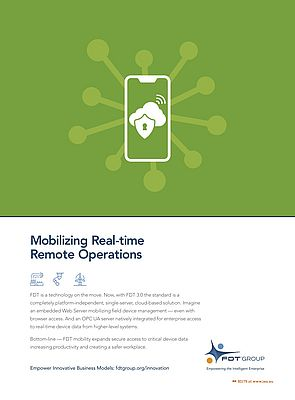 Mobilizing Real-time Remote Operations