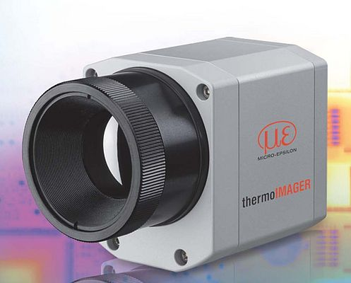 ThermoIMAGER TIM 640 provides VGA resolution