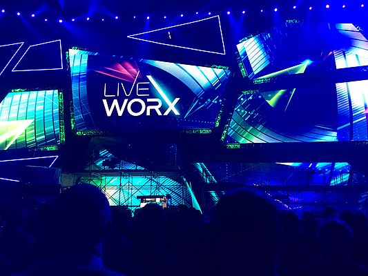 Leading the Way of Digital Transformation through AR, AI, CAD and PLM at LiveWorx 2019