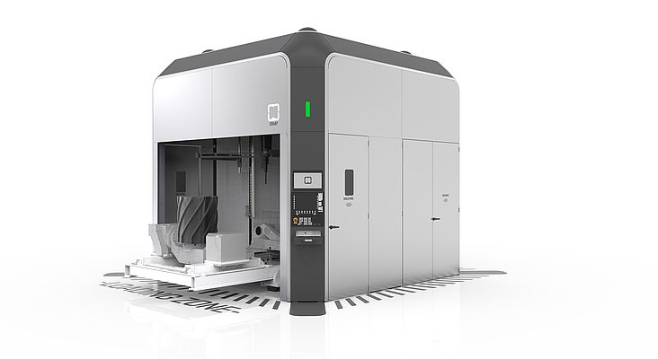 New Additive Manufacturing Technology
