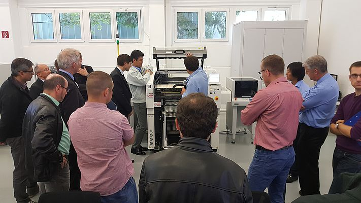 Panasonic Factory Solutions has Opened the Munich Technical Center