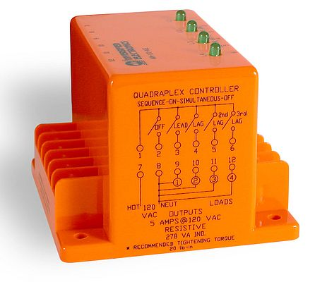 Relay And Duplex Controllers