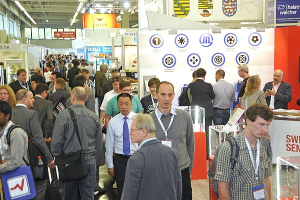Growth Excels in Exhibitor and Visitor Figures