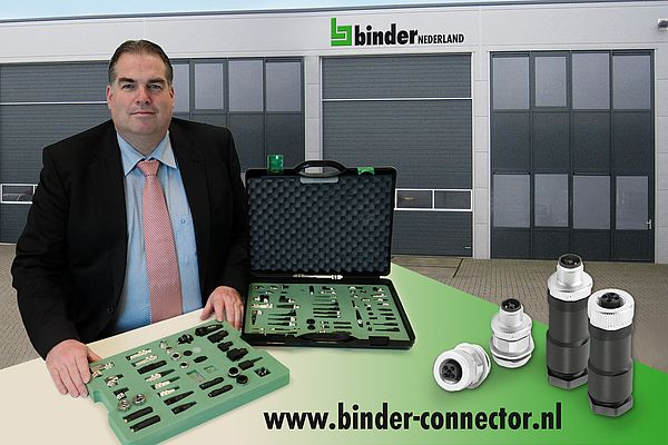Binder Nederland Opens Sales Office