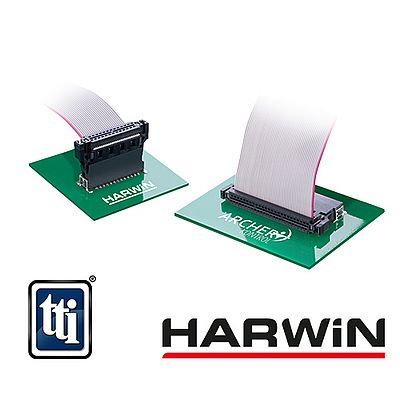 Harwin Archer Kontrol IDC Connectors – at TTI Europe