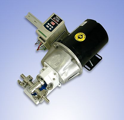 Valveless Metering Pumps
